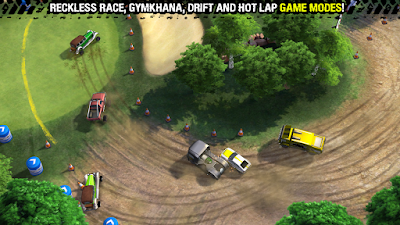 Reckless Racing 3 Apk Data v1.2.0-screenshot-2