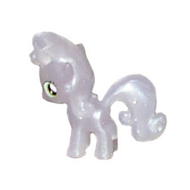 MLP Translucent Figure Sweetie Belle Figure by Confitrade