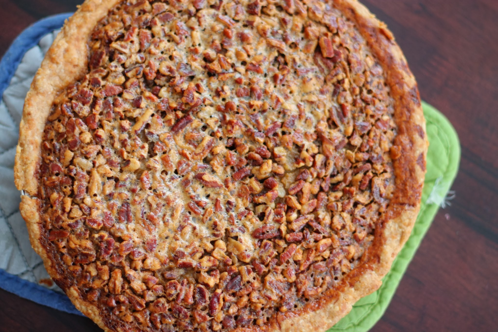 Karo Syrup Pecan Pie Recipe