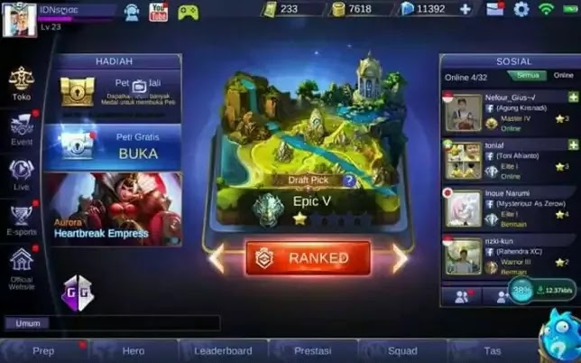 Get Mobile Legend Unlimited Diamonds For Free! Tested [October 2020]