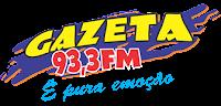 Rádio Gazeta FM 93,3 de Rio Branco - Rio Grande do Sul