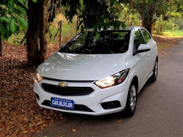 Chevrolet Onix LT 2018
