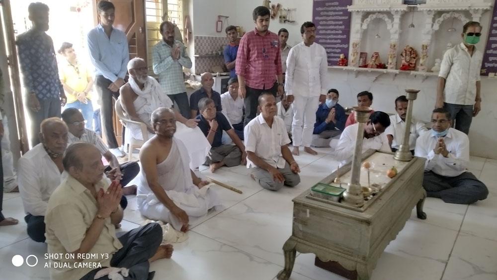 Jhabua News- देवझिरी तीर्थ पर ज्ञात इतिहास का प्रथम जैन चातर्मास का हुआ शुभारंभ
