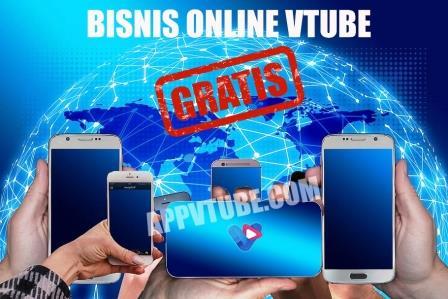 bisnis online vtube, cara daftar bisnis vtube, cara verifikasi bisnis vtube