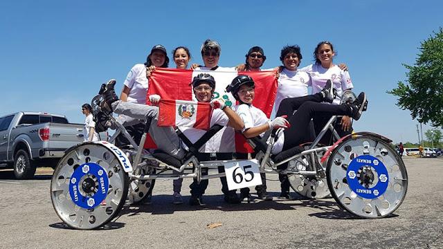 Peruanos envían a concurso de la NASA vehículo para transitar Marte