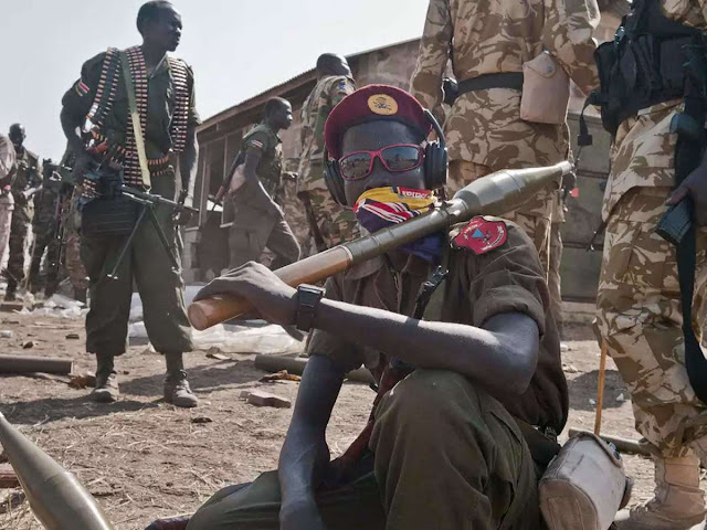 Nearly 400,000 'excess deaths' in South Sudan, report says