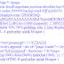 Kode HTML preloader untuk blogger