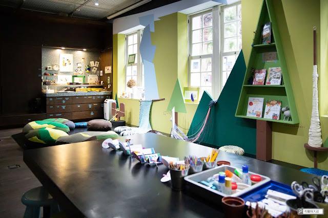 【大叔生活】來台北當代藝術館,還有什麼有趣的? - 2020 年小玩藝教室年度展覽主題為「北歐森林」