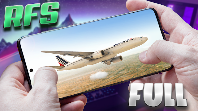 RFS - Real Flight Simulator (Full) Para Teléfonos Android