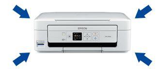 Epson Colorio PX-436Aドライバーのダウンロード