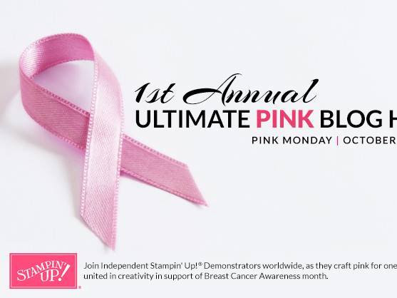 Ultimate Pink Blog Hop!
