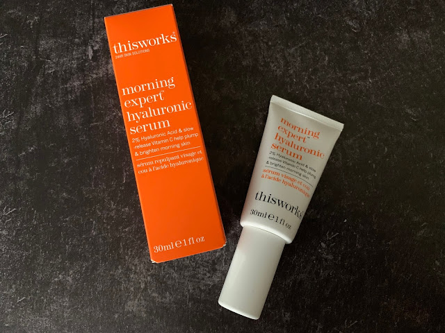 ThisWorks | Morning Expert Hyaluronic Serum Review
