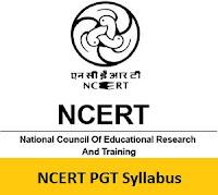 NCERT PGT Syllabus