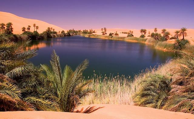 Umm al-Maa, Jejak Peninggalan Ribuan Tahun Lalu