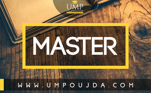 FS Oujda : Master Spécialisé MSAA 2017/2018
