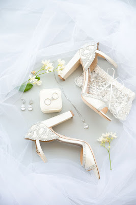 wedding heel shoes