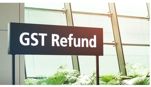 gst refund and policy
