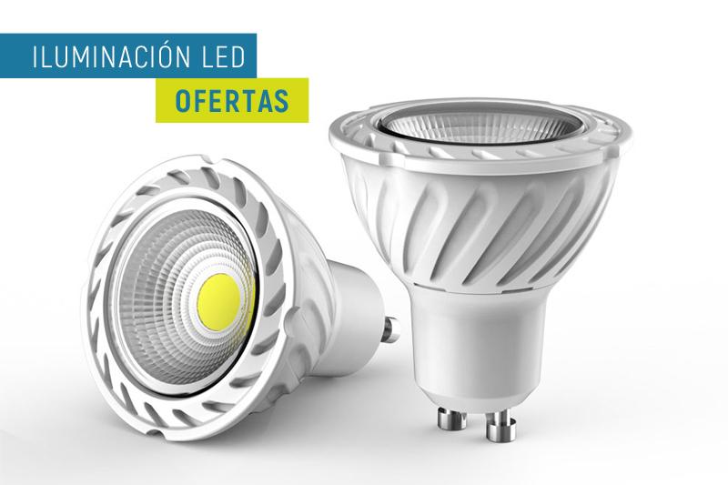 Ofertas en iluminación y tecnología led