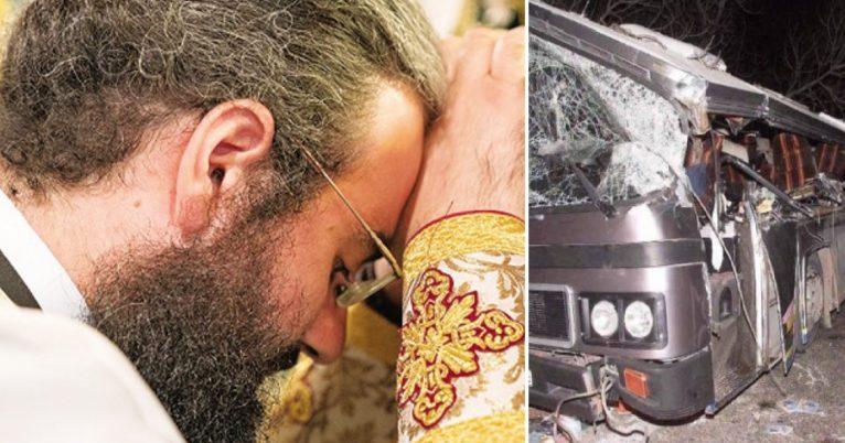 Μαθητής που επέζησε από το δυστύχημα των Τεμπών έγινε Αρχιμανδρίτης και αφιερώθηκε στο Θεό