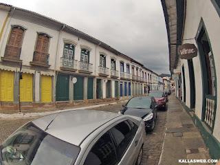 Rua Direita, Mariana/MG.