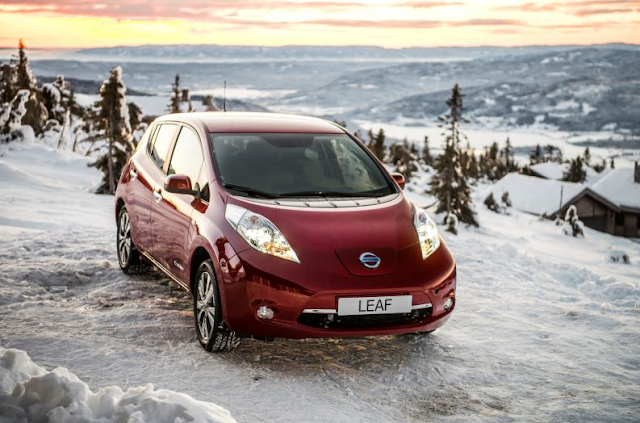 2017 Nissan Leaf Release Date Concept Review Rumor