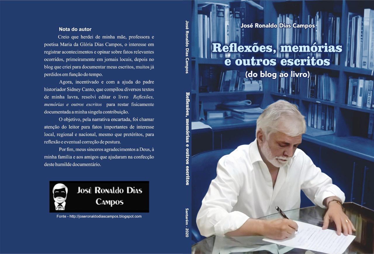 Advogado vai lançar em livro coletânea de artigos escritos nos últimos anos
