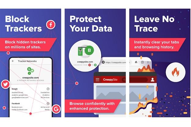browser γρήγορος με ασφάλεια δεδομένων