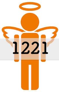 エンジェルナンバー 1221