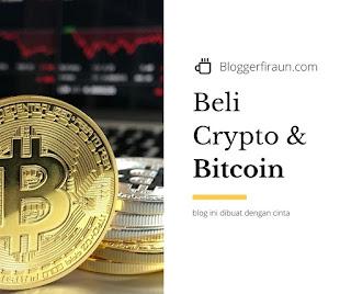 cara membeli Bitcoin di Tokocrypto