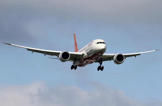 Boeing 787-8 Dreamliner of Air India