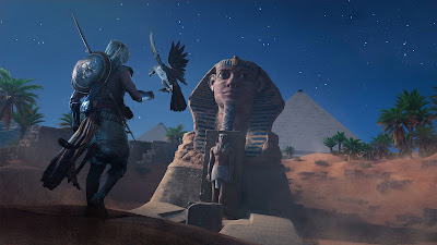"ביקורת: ""Assassin's Creed: Origins"""