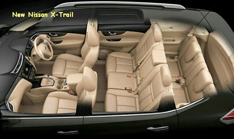 all new nissan x trail