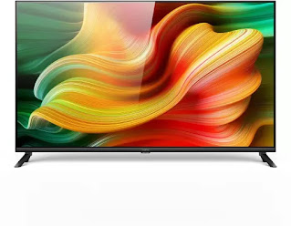 Realme 108cm (43 inch) Full HD LED Smart Android TV  (TV 43)