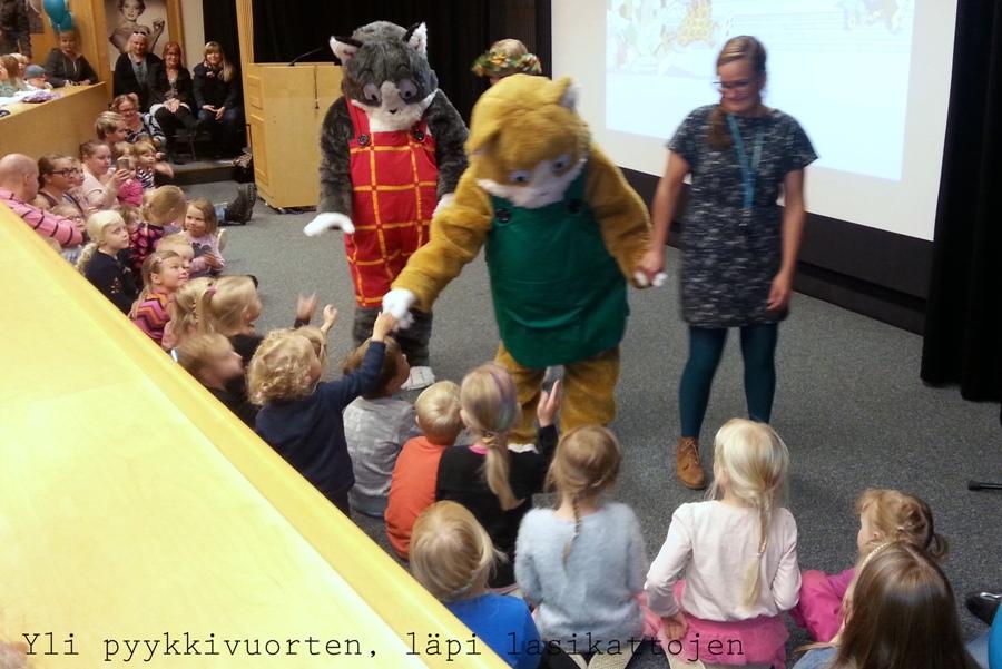 Pikku Kakkonen, Tohloppi, Mediapolis, tv2, Miina ja Manu