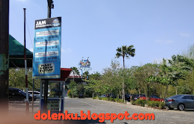 Lokasi dan Harga Tiket Masuk Gumul Paradise Island