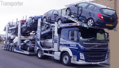 Transporter, Transporter truck