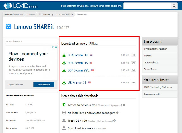 3 Steps to Download ShareIt for PC/Mac/Windows 7/8/10(2019)