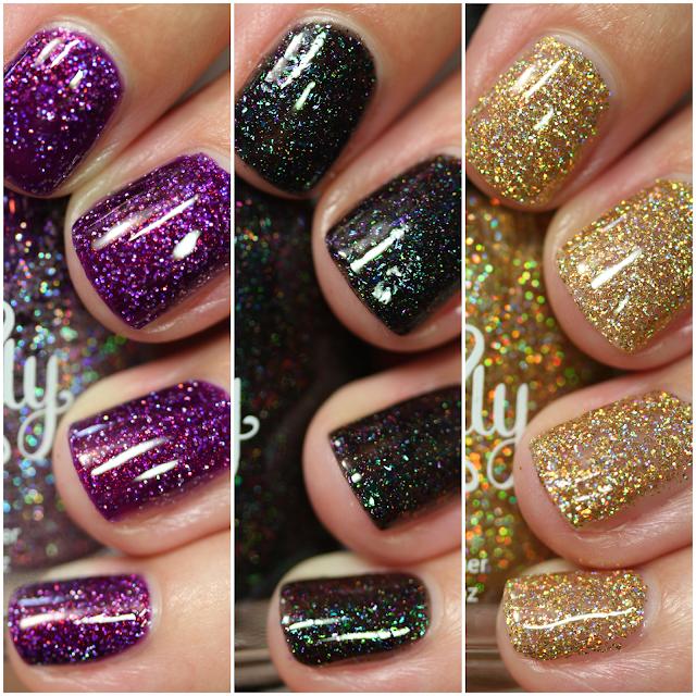 Starrily nail polish at NailStuff Canada
