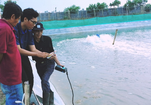Tinuku Jala CEO Raynalfie Rahardjo talks about future of fishtech IoT