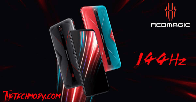 The Nubia Red Magic 5G Gaming Smartphone