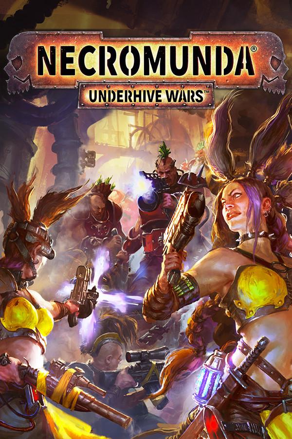 Necromunda: Underhive Wars - Van Saar Gang (PC)