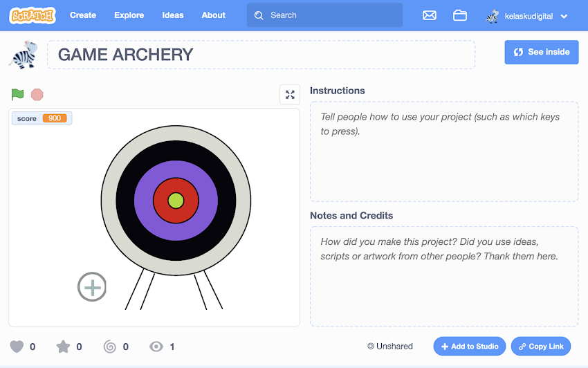 GAME ARCHERY
