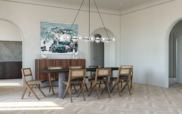 New Furniture Collection by Daniel Boddam Studio
