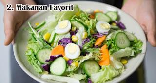 Makanan Favorit merupakan salah satu rekomendasi pilihan hadiah untuk wanita spesial di Hari Kartini
