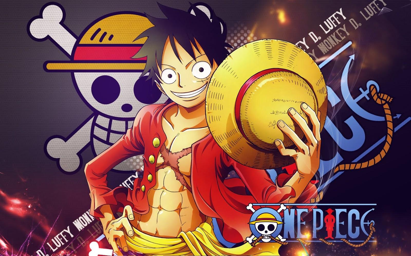One Piece Karakter Kumpulan Foto Dan Fakta Monkey D Luffy