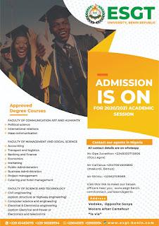 ESGT Benin University