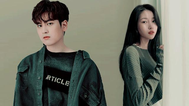 Sowon (GFRIEND) e Chanwoo (iKON) confirmados no k-drama Chilling Cohabitation