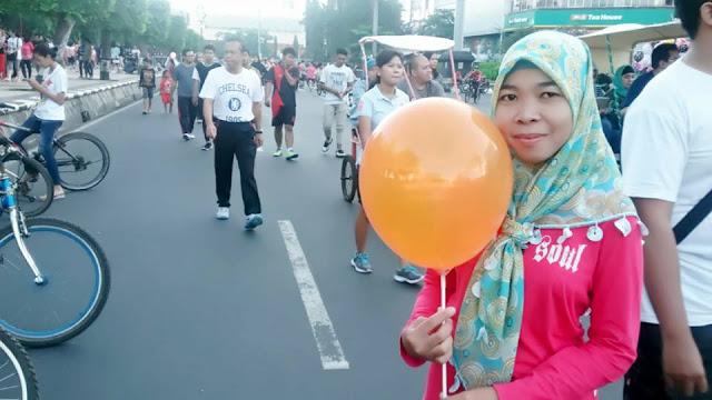 Iswaty Chasanah Mahasiswi Semarang Cari Jodoh