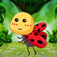 WowEscape Save the Cute Ladybug