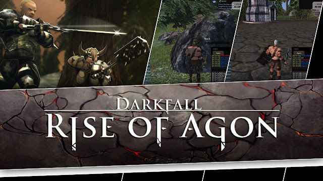 Darkfall: Rise of Agon! Tutorial, Goblins and Gathering!